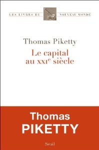 le capital au XXIe siecle - piketty