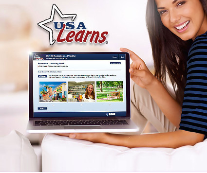 USA Learns Homepage